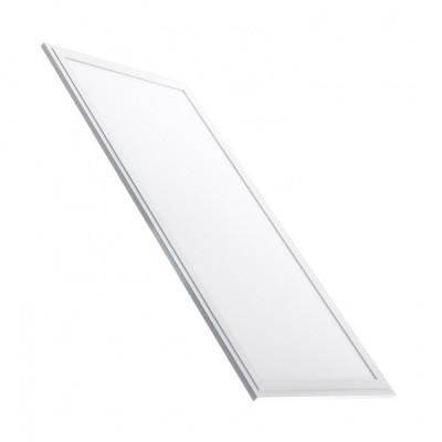 Dalle led panneaux lumineux 60X120cm cadre aluminium blanc-3000k-4000-6000k