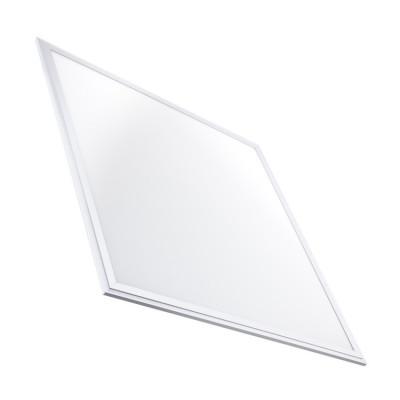 Panneau dalle led 6060 40W-4000K-cadre blanc-5200lm