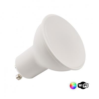 Ampoule gu10 led wifi...