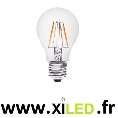 ampoule e27 filament led 4w halogene-3000k