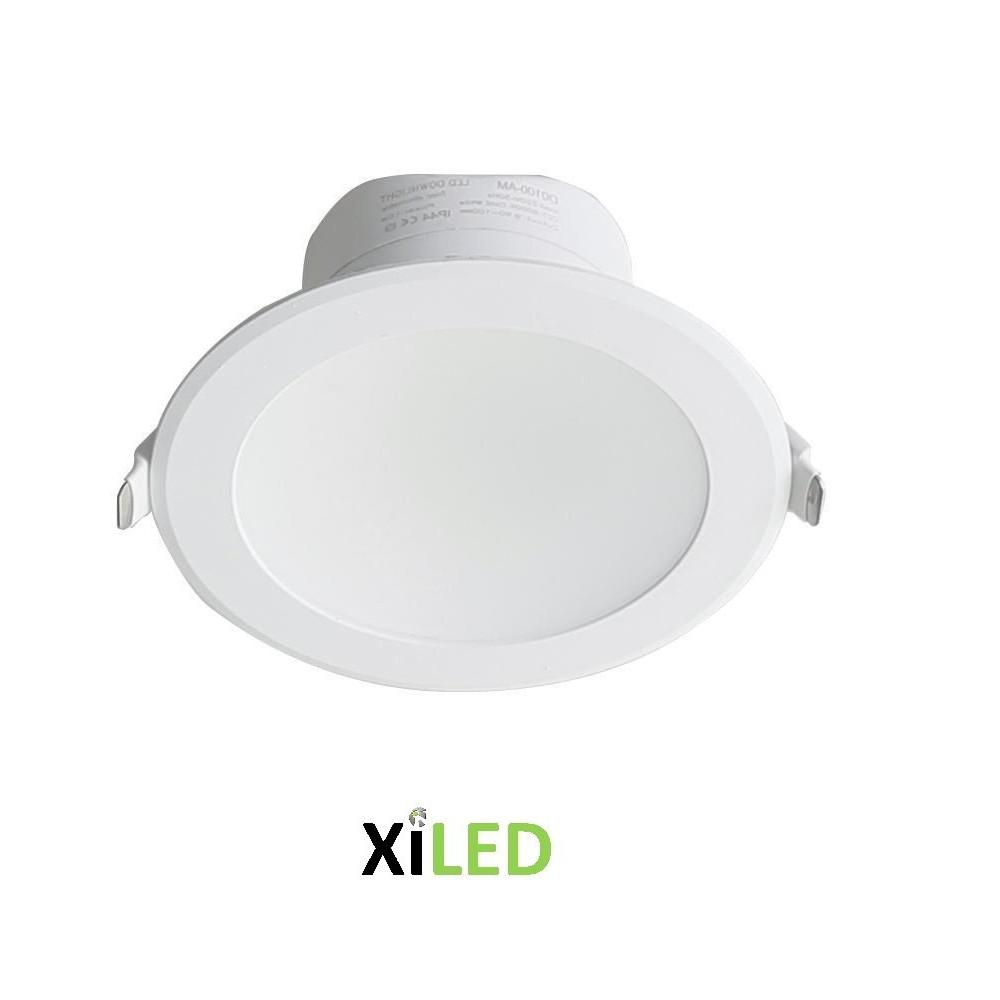 SPOT LED 8W ENCASTRABLE ORIENTABLE -3000K