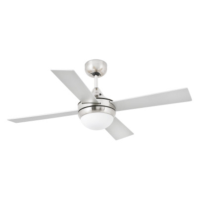 MINI ICARIA VENTILATEUR DE PLAFOND NICKEL MAT