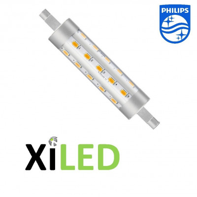 ampoule-led-crayon-r7s-6.5w-blanc-chaud-3000k-philips