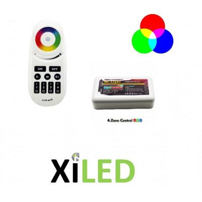Contrôleur RGBW TELECOMMANDE TACTILE RF