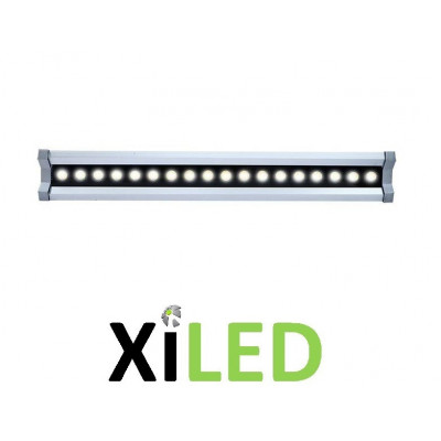 leche mur led 60cm Wall Washer LED Controleur DMX Intégré 20W 3000°K