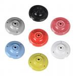 support couleurs ceramique pour montage cable tissu