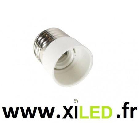 adaptateur ampoule culot e27 vers e14 a visser