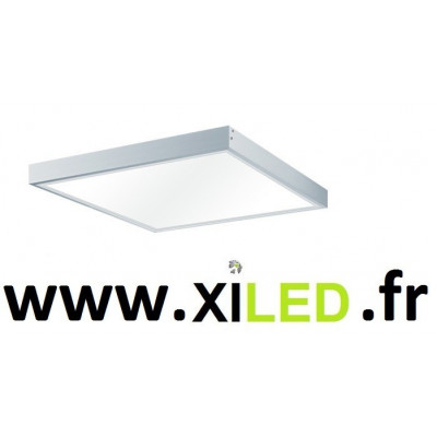 KIT SAILLIE BLANC PANNEAUX LED DALLE LED PRO 30x30cm