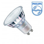 spot gu10 philips-angle 36°-365 lumens dimmable-blanc chaud 3000k