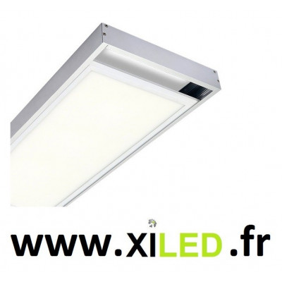 KIT SAILLIE BLANC PANNEAUX LED DALLE LED PRO 60x120cm