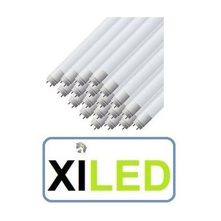 lot de 10 tubes led 150cm remplacement 58w fluo