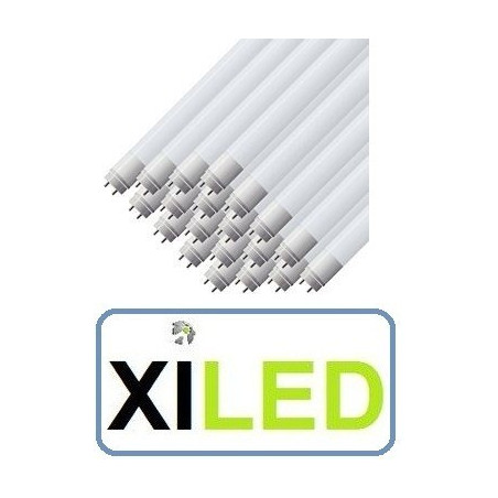 pack lot de 10 tubes led 150cm remplacement 58w fluo