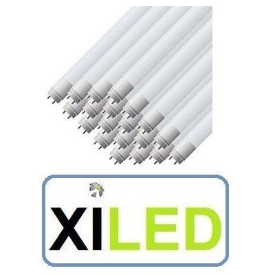 lot de 10 tubes led 120cm remplacement tube fluo 36w