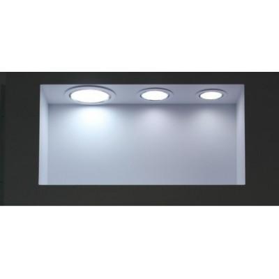 Spot Encastrable carre blanc 15w LED