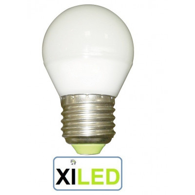 ampoule led e27 -5w standart 45mm 30w variable blanc chaud