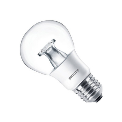 ampoule led philips dimmable culot e27 forme standard 40w halogene