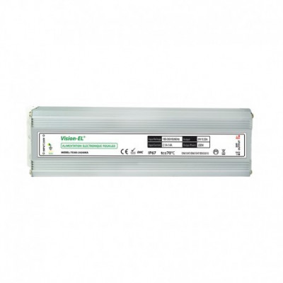 alimentation 24v 200w ip67