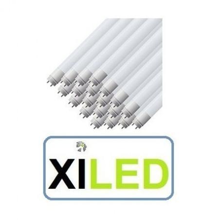lot de 10 tubes led 60cm remplacement 18w fluo