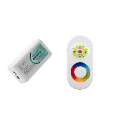 Contrôleur RGB TELECOMMANDE TACTILE RF