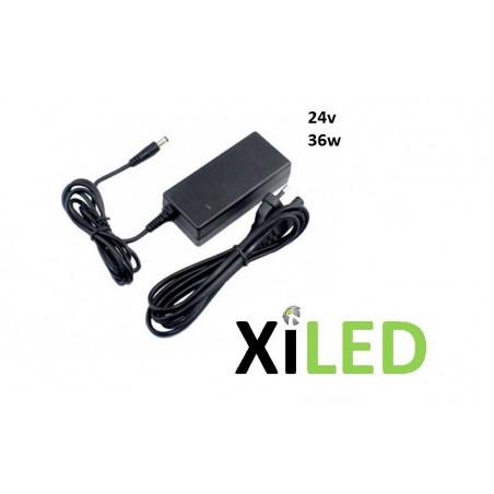 Alimentation transformateur 24v pour réglette led ultra fine clipsable kilo