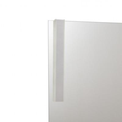 applique led 220v salle de bain fixation miroir ip44 5w-barre-6000k-350 lumens sdb