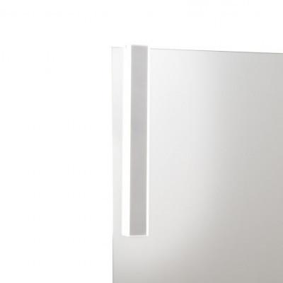 applique led salle de bain fixation miroir ip44 5w-6000k-280 lumens sdb