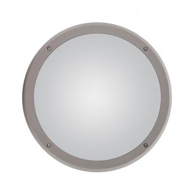plafonnier-applique-hublot-rond-gris-30cm-ip65-double-ampoule-e27