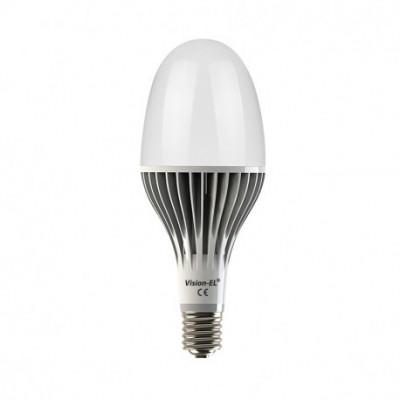 ampoule led culot e40 70W eclairage industriel publique lampadaire 200°-3000k-6500 lumens