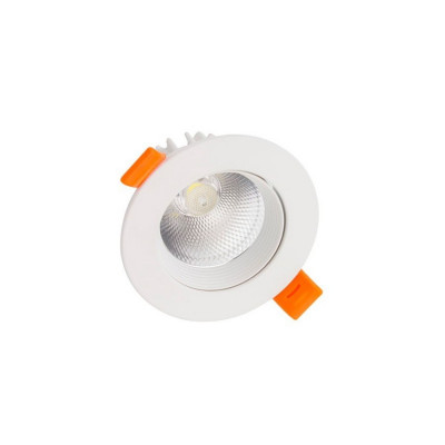 downlight led blanc encastrable 3w-240 lumens-3000k-4000k-6000k