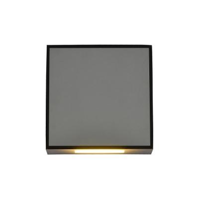 applique-exterieur-balisage-led-6w-250-lumens-3000k-carre-gris-mural-ip44