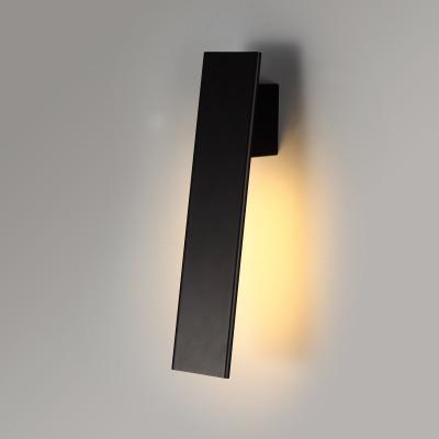 applique-led-noire-9w-480-lumens-3000k-balisage-couloir-chambre