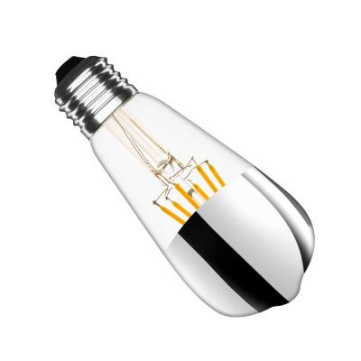 ampoule-led-filament-dimmable-culot-e27-verre-reflecteur-chrome-edison-800-lumens-2200k