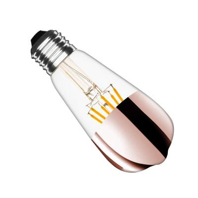 ampoule led filament dimmable culot e27 verre reflecteur roré-edison-800 lumens-2200k
