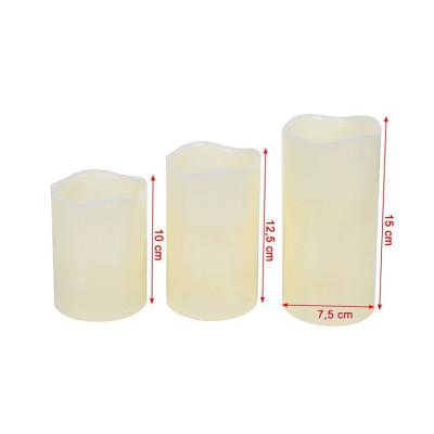 kit-de-3-bougies-a-led-a-piles-blanc-chaud-avec-telecommande