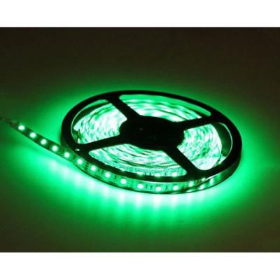 ruban-strip-48w-led-vert-12v-dc-5m-dimmable-ip20