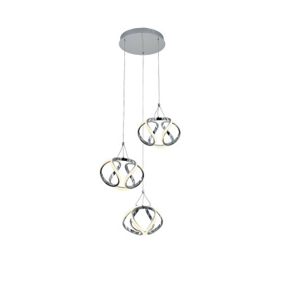 suspension-chrome-triple-tetes-en-spirale-50cm-50w-3500-lumens-suspendu-230v