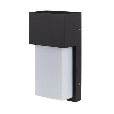 applique-exterieur-rectangle-noir-interieur-culot-e27-ip54-220v