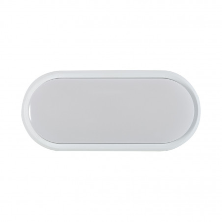 applique plafonnier ip54 hublot led exterieur rectangle blanc