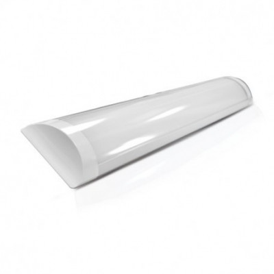 applique salle de bain reglette led ip44 design moderne 40cm-8w-4000k