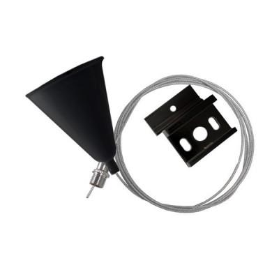 kit-suspension-pour-rail-3-allumages-noir-haute-tension-220-240v-xiled