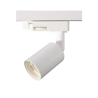 support-pour-ampoule-culot-e27-a-visser-tete-blanche-orientable-sur-rail-3-allumages-boutiques-commerces