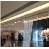xiled projecteur led 30w-36°-cri 80-2400lm-3000k-4000k-6000k-sur rail 1 allumages aluminium blanc boutiques commerces