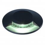 spot de sol balisage 1 voie led intégré 7w-4000k-220v ip67 carrossable