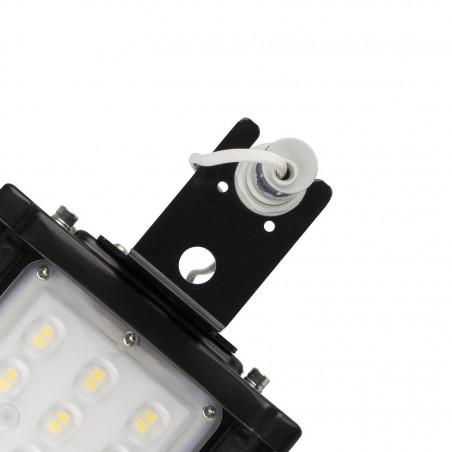 kit capteur crépusculaire + support pour barre-led-suspendu-xiled-pro-ip65-garage-usine-philips-dimmable 1-10v