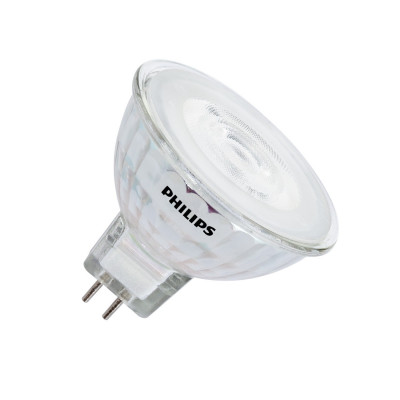 ampoule spot led philips 12v-660 lumens angle 36°-dimmable