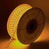 rouleau 50m strip ruban led flexible ip65-220v-3000k-4000k-6000k-rouge-bleu-vert-jaune-orange-violet