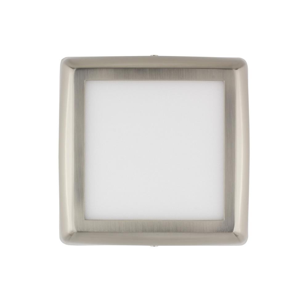 applique-plafonnier-inox-led-carre-12w-installation-en-saillie