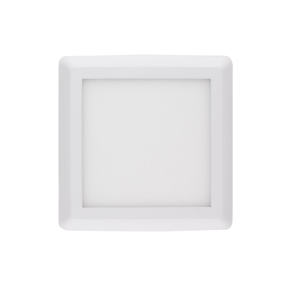 applique-plafonnier-led-12w-carre-blanc-installation-en-saillie