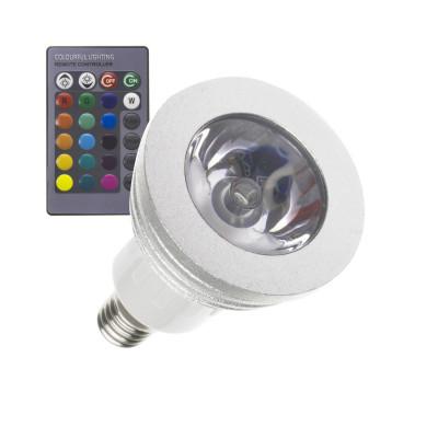 ampoule-led-e14-couleurs-3w-rgb-rvb-telecommande-ir