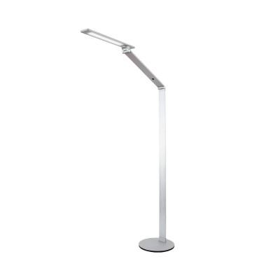 lampe-a-poser-135-cm-gris-aluminium-8w-led-lampadaire-bureau-de-travail-tete-orientable